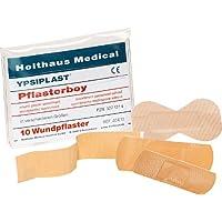 Pflasterboy Ypsiplast 4 Sortiment Wundpflaster, 1 St preisvergleich bei billige-tabletten.eu