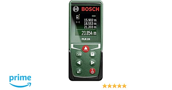 Kaleas Profi Laser Entfernungsmesser Ldm 500 60 : Bosch laser entfernungsmesser plr messbereich bis zu m im