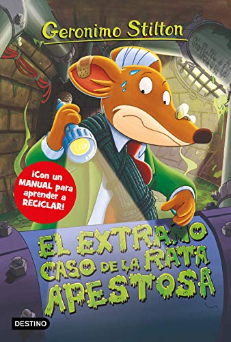 El extraño caso de la Rata Apestosa: Geronimo Stilton 22 ¡Con un ...