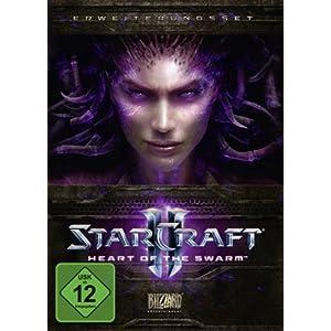 Starcraft II: Heart of the Swarm [PC Code -Battle.net]