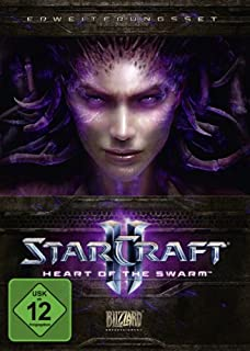 StarCraft II: Heart of the Swarm (B0058SH1TM) | Amazon price tracker / tracking, Amazon price history charts, Amazon price watches, Amazon price drop alerts