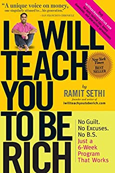I Will Teach You To Be Rich (English Edition) de [Sethi, Ramit]