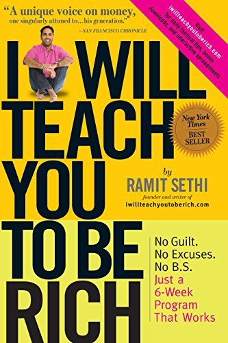 I Will Teach You To Be Rich (English Edition) por Ramit Sethi