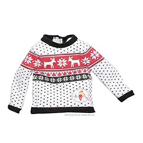 Claus Couture Christmas Sweater by The Elf on the Shelf (Elf Schuh)