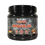 BOUJEE PREMIUM VASCULAR  Extrem Pre-Workout-Pump-Booster  Mehr Muskel-Volumen  koffein- und stimulanzienfrei  für Mann & Frau