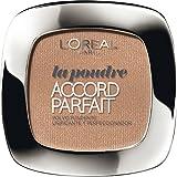 Polvos Compactos Accord Perfect Cannelle D7 de L'Oréal Paris