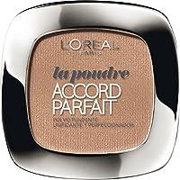 L'Oreal Paris Accord Perfect Polvo Compacto, Tono: Cannelle D7