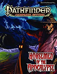 Pathfinder Chronicles: Book of the Damned Volume 3 - Horsemen of the Apocalypse