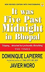It Was Five Past Midnight in Bhopal by Dominique Lapierre (2001-01-07)