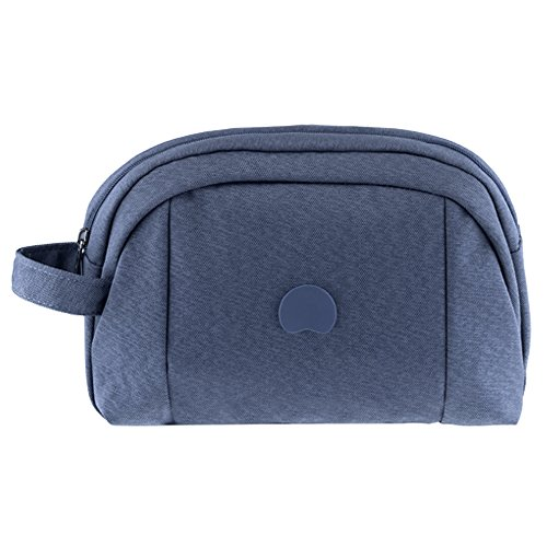 DELSEY Beauty Case, Blu