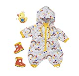 Zapf Creation 826935 Baby Born Deluxe Matschhose Set 43 cm, bunt