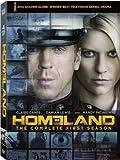 Homeland Season 1 by Claire Danes