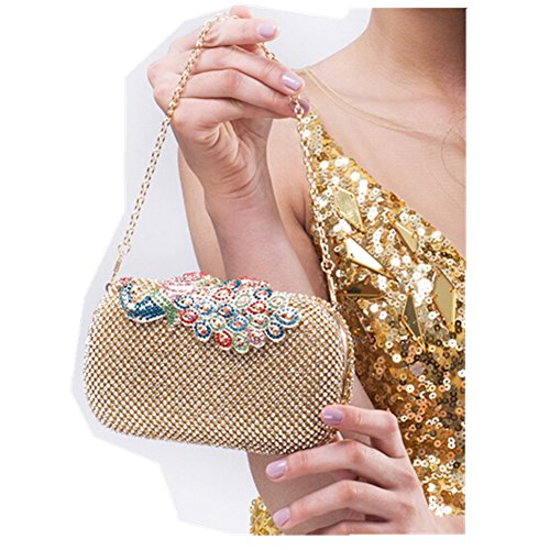TOMATO-smile, Borsa a zainetto donna rosa champagne 757-Gold