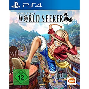 One Piece World Seeker Standard – [PlayStation 4]