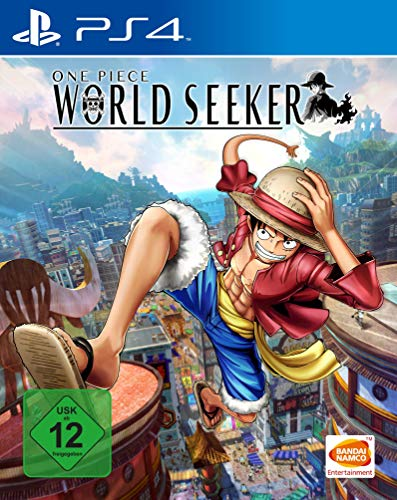 One Piece World Seeker - [PlayStation 4]
