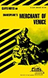 CliffsNotesTM on Shakespeare′s The Merchant of Venice