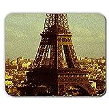 Gogh Yeah Lieblichkeit Drucken Eiffel Tower Silikon Man Verwenden Sie auf 240Mmx200Mmx2Mm Mouse Pad