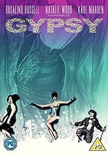 Gypsy [DVD] [1962]