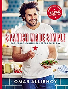 Spanish Made Simple by [Allibhoy, Omar]