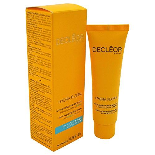 Decleor Hydra Floral Multi-Protection 24hr Moisture Activator Light Cream 30ml - Hydra-spray