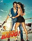 Bang Bang Original Hindi DVD (English Subtitles) boxed and Sealed
