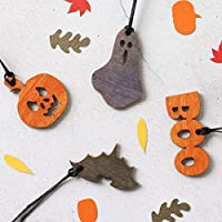 Halloween Decorations - Wooden decorations - Halloween party - Halloween party favours - Trick or Treat - Halloween Gifts
