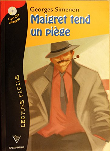 Maigret tend un piège. Con CD Audio
