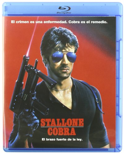 Cobra [Blu-ray] [Spanien Import]