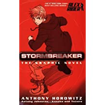 Stormbreaker: the Graphic Novel (Alex Rider) by Anthony Horowitz (2006-10-19)