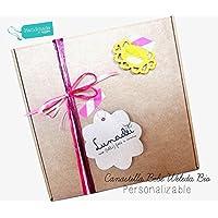 Set Regalo Weleda per Bebé TOTALMENTE personalizzabile: scegli tra prodotti WELEDA BIO e Accessori di Marca   Baby Shower Gift Idea   Disponibile la Versione per Maschietti e per Femminucce!