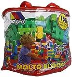 Moltó - Bolsa de bloques, 150 piezas (12464)