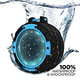 ACOOSTA Bold 820, IPX8 100% Waterproof, Portable Wireless Bluetooth Speaker (5 watt)