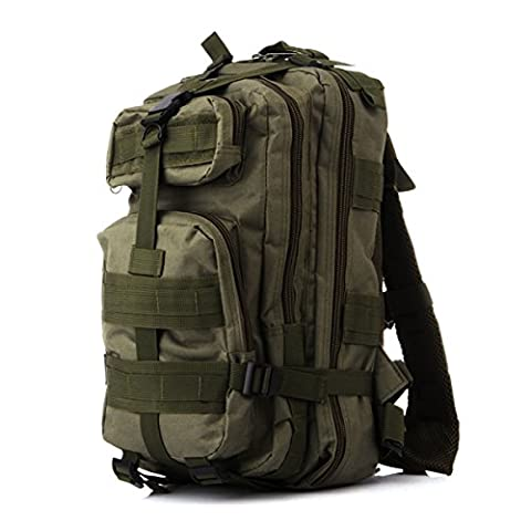 25L Army Fans Tactical Backpack - WinCret Strong 3P Military