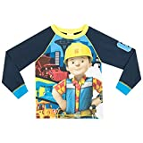 Bob The Builder Boys Bob The Builder Pyjamas Ages 18 Months to 7 Years