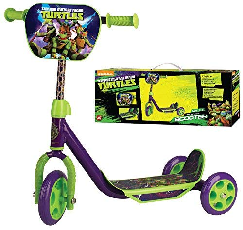 AS Wheels 5004-50150 Turtles - Scooter