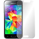 "2 x Slabo Displayschutzfolie Samsung Galaxy S5 Mini Displayschutz Schutzfolie Folie ""Crystal Clear"" unsichtbar MADE IN GERMANY"