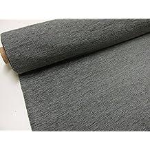 Confección Saymi - Metraje 0,50 mts. tejido Chenilla color Gris con ancho 2,80 mts.