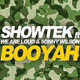 Booyah (feat. We Are Loud, Sonny Wilson) [Radio Edit]