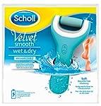 Scholl Velvet Smooth Pedi Wet & Dry E...