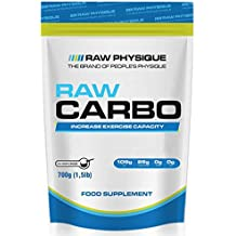 Raw Physique Raw Carbo Suplemento - 700 gr