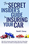 The Secret Insider's Guide to Insuring Your Car: What the car insurance industry doesn't want you to know about motor insurance, car accidents, and compensation claims in Scotland…