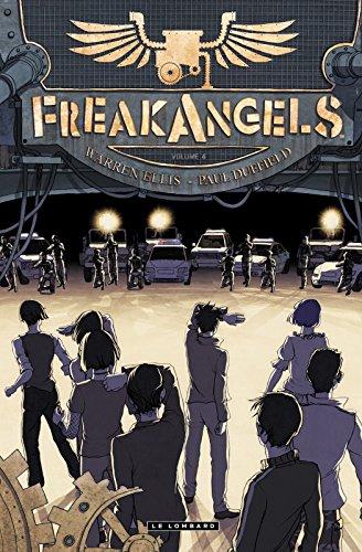 Freakangels - Tome 4 par Warren Ellis