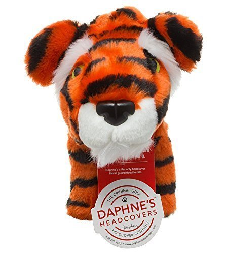 Daphne's Tiger Hybrid oder Rescue Golf Schläger Kopfbedeckung