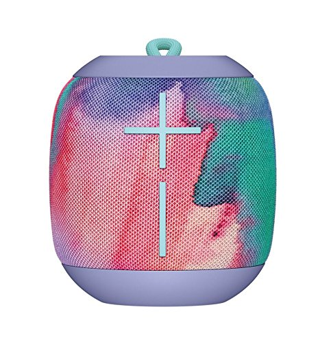 Ultimate Ears WONDERBOOM Altoparlante Wireless Bluetooth, Resistente agli Urti e Impermeabile con Connessione Doppia, Singolo, Unicorn