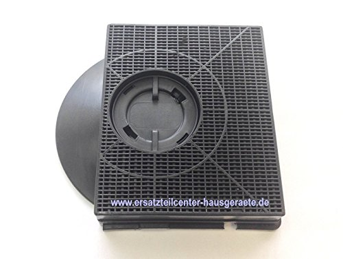 Aktivkohlefilter Filter Kohlefilter Dunstabzugshaube CHF303 Typ303 205x15x43 mm