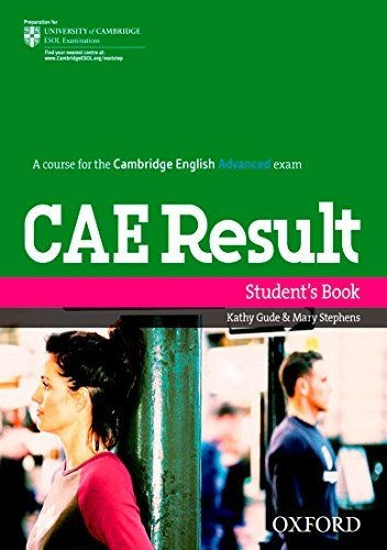 CAE Result, New Edition: Student's Book (Result Super-Series) NEW STU edition by Davies, Paul A., Falla, Tim, Gude, Kathy, Stephens, Mary (2008) Paperback