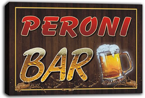 scw3-053871-peroni-name-home-bar-pub-beer-mugs-stretched-canvas-print-sign