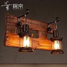 GaoHX classica lampada a parete soggiorno sala