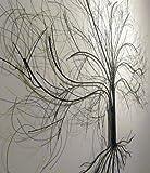 Wall Art Metal Wall Art - Oak Tree