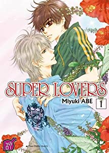 Super Lovers Edition simple Tome 1